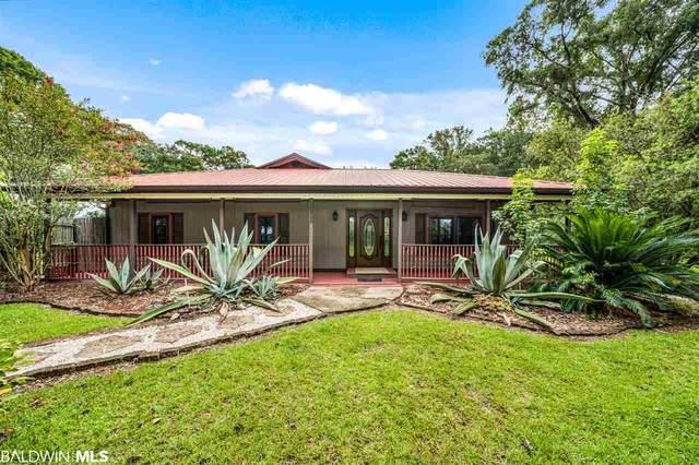 19730 Adams Drive, Summerdale, AL 36580 (MLS #306348) :: Dodson Real Estate Group