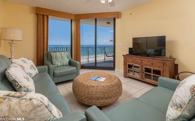 27008 Perdido Beach Blvd #1202, Orange Beach, AL 36561 (MLS #306349) :: The Kim and Brian Team at RE/MAX Paradise