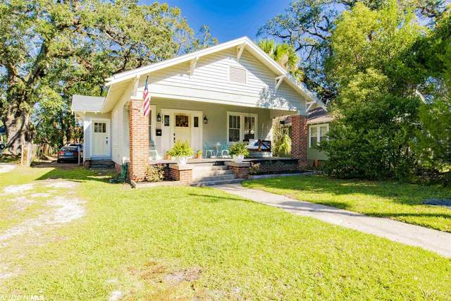 1154 Old Shell Road, Mobile, AL 36604 (MLS #306361) :: Gulf Coast Experts Real Estate Team