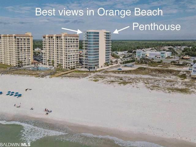 25040 Perdido Beach Blvd Penthouse, Orange Beach, AL 36561 (MLS #306378) :: Coldwell Banker Coastal Realty
