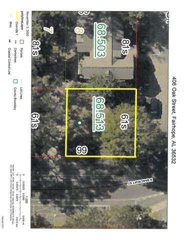 406 Oak Ave, Fairhope, AL 36532 (MLS #306396) :: Bellator Real Estate and Development