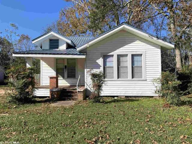 218 4th Avenue, Atmore, AL 36502 (MLS #306417) :: Elite Real Estate Solutions