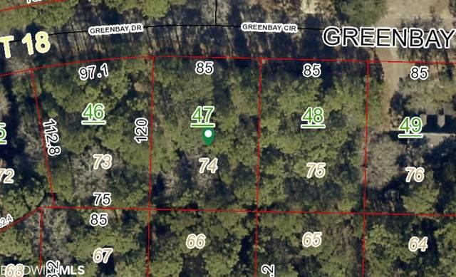 146 Greenbay Dr, Daphne, AL 36526 (MLS #306435) :: Dodson Real Estate Group