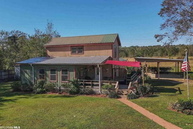 15774 B Beasley Road B, Foley, AL 36535 (MLS #306436) :: Elite Real Estate Solutions