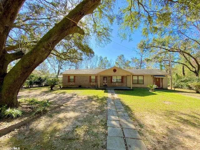 43691 John Mayes Road, Bay Minette, AL 36507 (MLS #306442) :: Dodson Real Estate Group