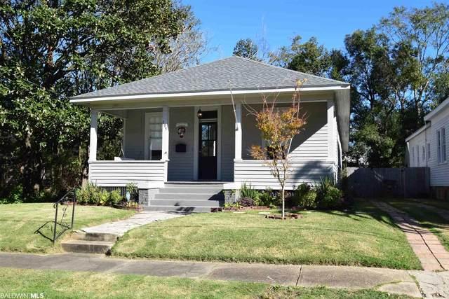 105 Parker Street, Mobile, AL 36604 (MLS #306452) :: Dodson Real Estate Group