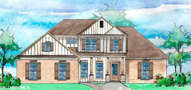10498 Secretariat Blvd, Daphne, AL 35626 (MLS #306463) :: Dodson Real Estate Group