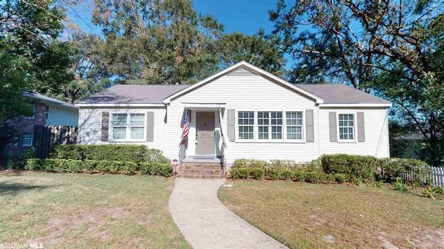 322 Dalewood Drive, Mobile, AL 36608 (MLS #306469) :: Dodson Real Estate Group