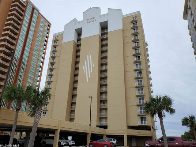 809 W Beach Blvd #904, Gulf Shores, AL 36542 (MLS #306487) :: Gulf Coast Experts Real Estate Team