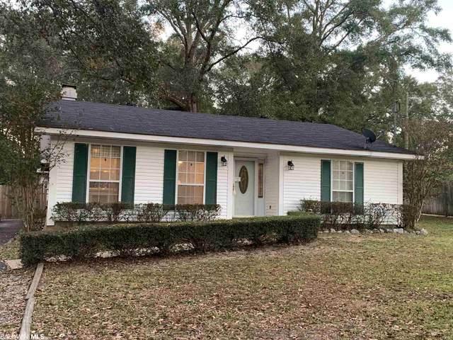 1140 Snow Road, Semmes, AL 36575 (MLS #306508) :: Dodson Real Estate Group