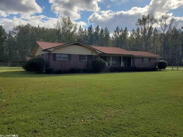 1161 Jay Rd, Brewton, AL 36426 (MLS #306515) :: Dodson Real Estate Group