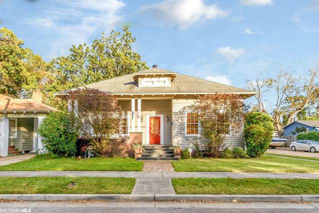 50 Semmes Ave, Mobile, AL 36604 (MLS #306538) :: Dodson Real Estate Group