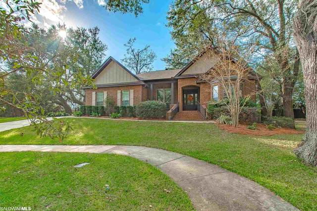 827 Summer Lake Street, Fairhope, AL 36532 (MLS #306540) :: Dodson Real Estate Group