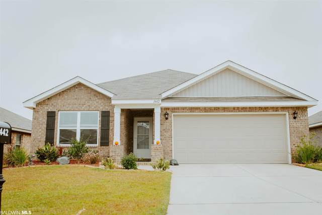 1442 Majesty Loop, Foley, AL 36535 (MLS #306542) :: Alabama Coastal Living