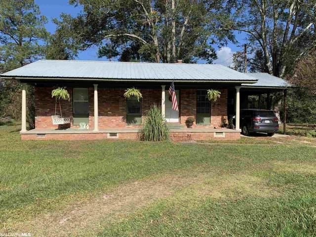 1170 Jay Rd, Brewton, AL 36426 (MLS #306551) :: Elite Real Estate Solutions
