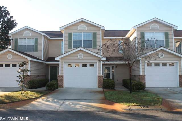 1517 Regency Road #162, Gulf Shores, AL 36542 (MLS #306560) :: The Kim and Brian Team at RE/MAX Paradise