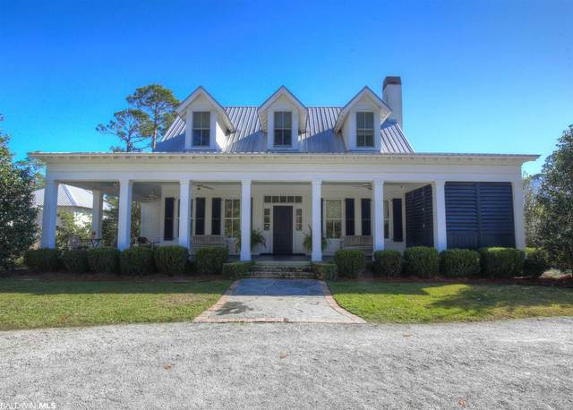 19060 Scenic Highway 98, Fairhope, AL 36532 (MLS #306591) :: Dodson Real Estate Group