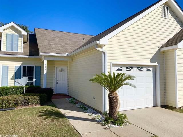 2651 S Juniper St #704, Foley, AL 36535 (MLS #306607) :: Ashurst & Niemeyer Real Estate