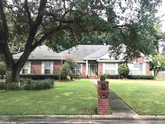 9907 Sommerset Drive, Daphne, AL 36526 (MLS #306611) :: Gulf Coast Experts Real Estate Team