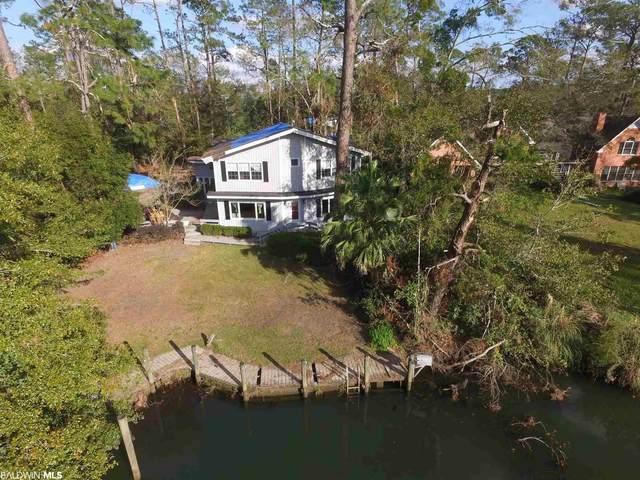 15000 Van Wezel Lane, Magnolia Springs, AL 36555 (MLS #306613) :: Dodson Real Estate Group