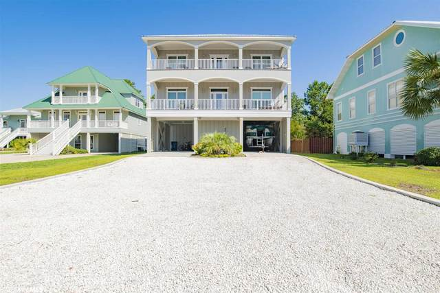 4139 Harbor Road, Orange Beach, AL 36561 (MLS #306649) :: The Kim and Brian Team at RE/MAX Paradise