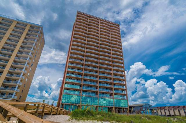 801 W Beach Blvd #1504, Gulf Shores, AL 36542 (MLS #306665) :: Elite Real Estate Solutions