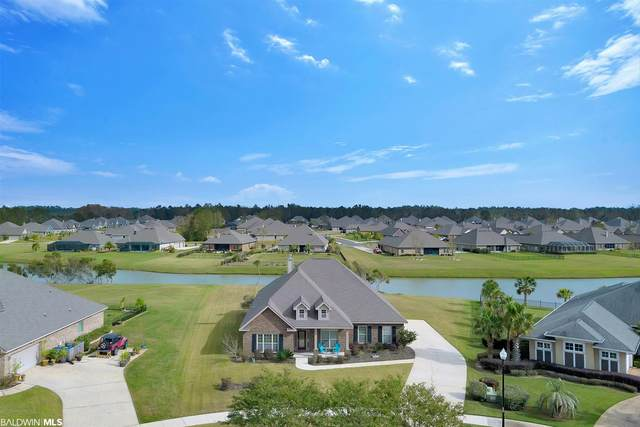 4128 Augusta Drive, Gulf Shores, AL 36542 (MLS #306669) :: Elite Real Estate Solutions