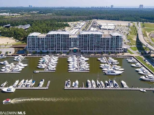 4851 Wharf Pkwy #706, Orange Beach, AL 36561 (MLS #306673) :: EXIT Realty Gulf Shores