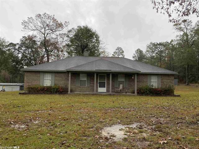 1314 Sardis Church Road, Atmore, AL 36502 (MLS #306682) :: Elite Real Estate Solutions