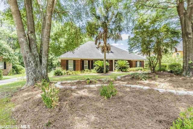 106 Pinetop Circle, Fairhope, AL 36532 (MLS #306710) :: Coldwell Banker Coastal Realty