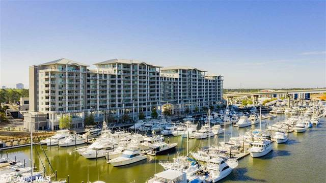 4851 Wharf Pkwy #713, Orange Beach, AL 36561 (MLS #306718) :: JWRE Powered by JPAR Coast & County
