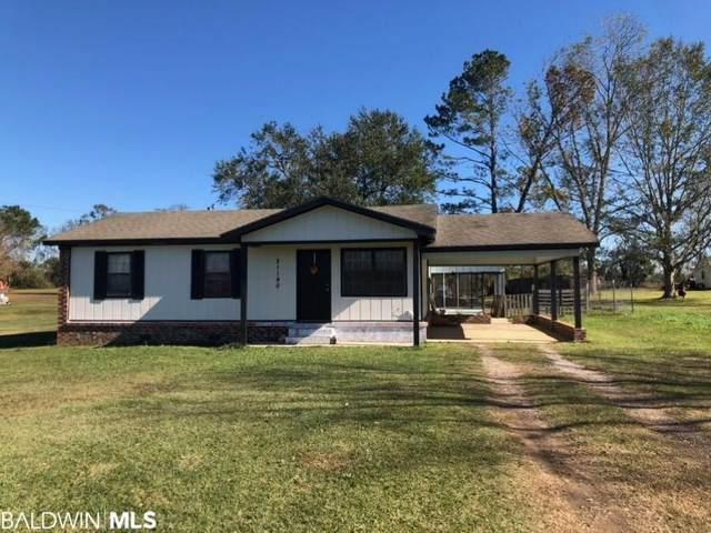 21190 Brewton Road, Robertsdale, AL 36567 (MLS #306764) :: Coldwell Banker Coastal Realty