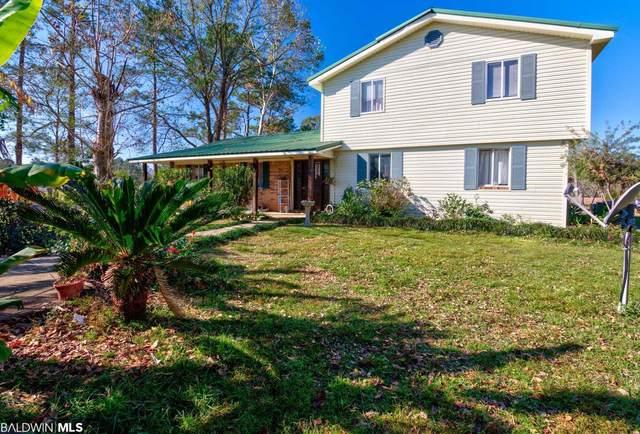 22355 Price Grubbs Rd, Robertsdale, AL 36567 (MLS #306765) :: Coldwell Banker Coastal Realty