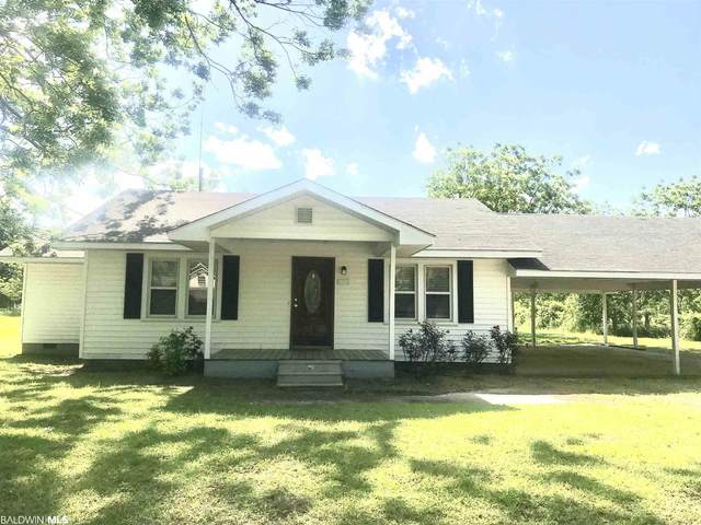 123 Griffin Street, Monroeville, AL 36460 (MLS #306797) :: Dodson Real Estate Group