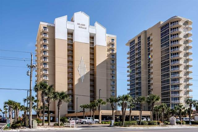 809 W Beach Blvd P502, Gulf Shores, AL 36542 (MLS #306798) :: Mobile Bay Realty