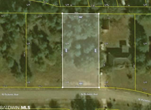 0 N Pickens Av, Lillian, AL 36549 (MLS #306824) :: JWRE Powered by JPAR Coast & County