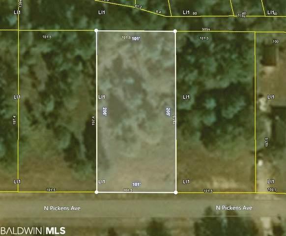 0 N Pickens Av, Lillian, AL 36549 (MLS #306825) :: Maximus Real Estate Inc.