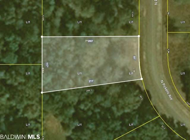0 N Pickens Av, Lillian, AL 36549 (MLS #306827) :: JWRE Powered by JPAR Coast & County