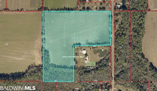0 NE 7th Street, Summerdale, AL 36580 (MLS #306847) :: Coldwell Banker Coastal Realty