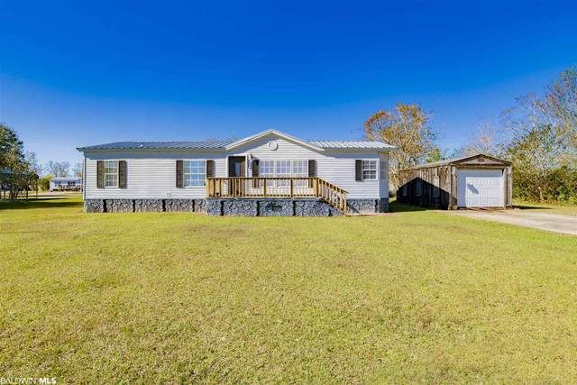 207 Swallow Circle, Robertsdale, AL 36567 (MLS #306909) :: Dodson Real Estate Group