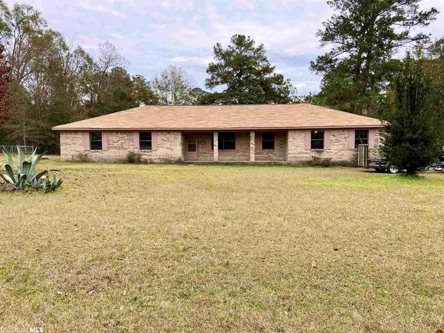 1104 Fountain Avenue, Brewton, AL 36426 (MLS #306923) :: Elite Real Estate Solutions