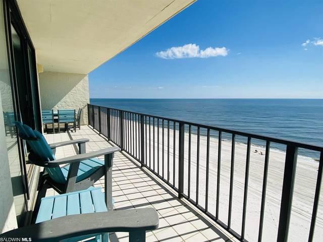 28814 Perdido Beach Blvd 607T, Orange Beach, AL 36561 (MLS #307026) :: Dodson Real Estate Group