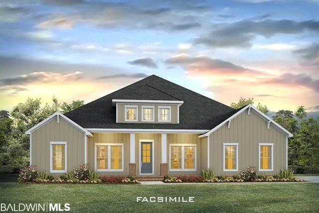 379 Nandina Loop, Fairhope, AL 36532 (MLS #307054) :: Bellator Real Estate and Development