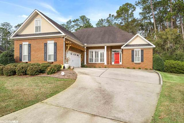 6640 Maryknoll Drive, Mobile, AL 36695 (MLS #307056) :: Gulf Coast Experts Real Estate Team