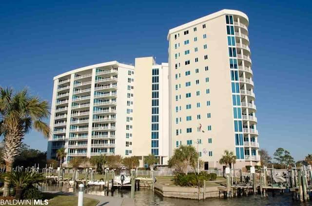 28250 Canal Road #705, Orange Beach, AL 36561 (MLS #307079) :: Mobile Bay Realty