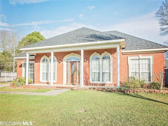 2276 Chapel Hill Drive, Mobile, AL 36695 (MLS #307296) :: Gulf Coast Experts Real Estate Team