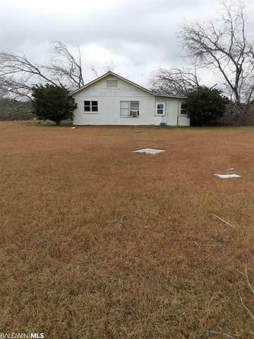 13501 Underwood Road, Summerdale, AL 36580 (MLS #307303) :: Elite Real Estate Solutions
