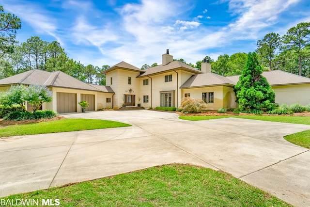 6883 Oak Point Lane, Fairhope, AL 36532 (MLS #307339) :: EXIT Realty Gulf Shores