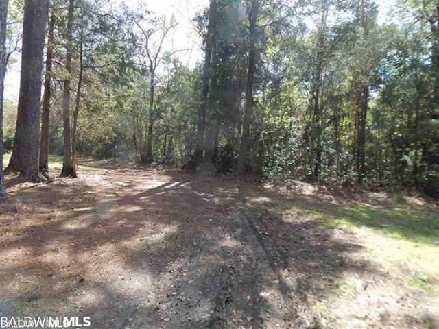 0 Nolte Creek Dr, Magnolia Springs, AL 36555 (MLS #307374) :: EXIT Realty Gulf Shores