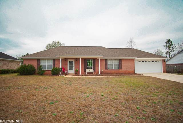 116 Pennbrooke Lp, Foley, AL 36535 (MLS #307396) :: EXIT Realty Gulf Shores